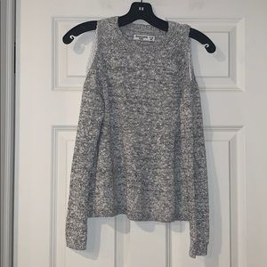 Abercrombie Kids Cold Shoulder Sweater ⭐️